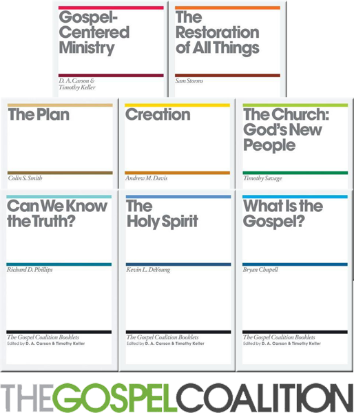 The GOSPEL COALITION Booklets