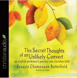 Secret Thoughts of an Unlikely Convert Free Audiobook