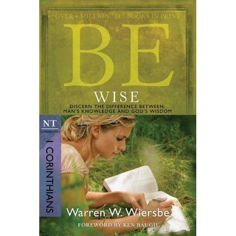 Free Warren Wiersbe Commentary - 1 Corinthians