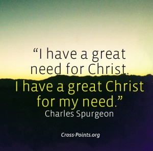 Charles Haddon Spurgeon Quotes about Jesus Christ