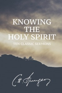 Knowing the Holy Spirit Cover - PT Serif Caption